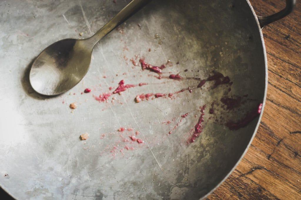 Bavarois aux cerises {vegan et sans gluten}