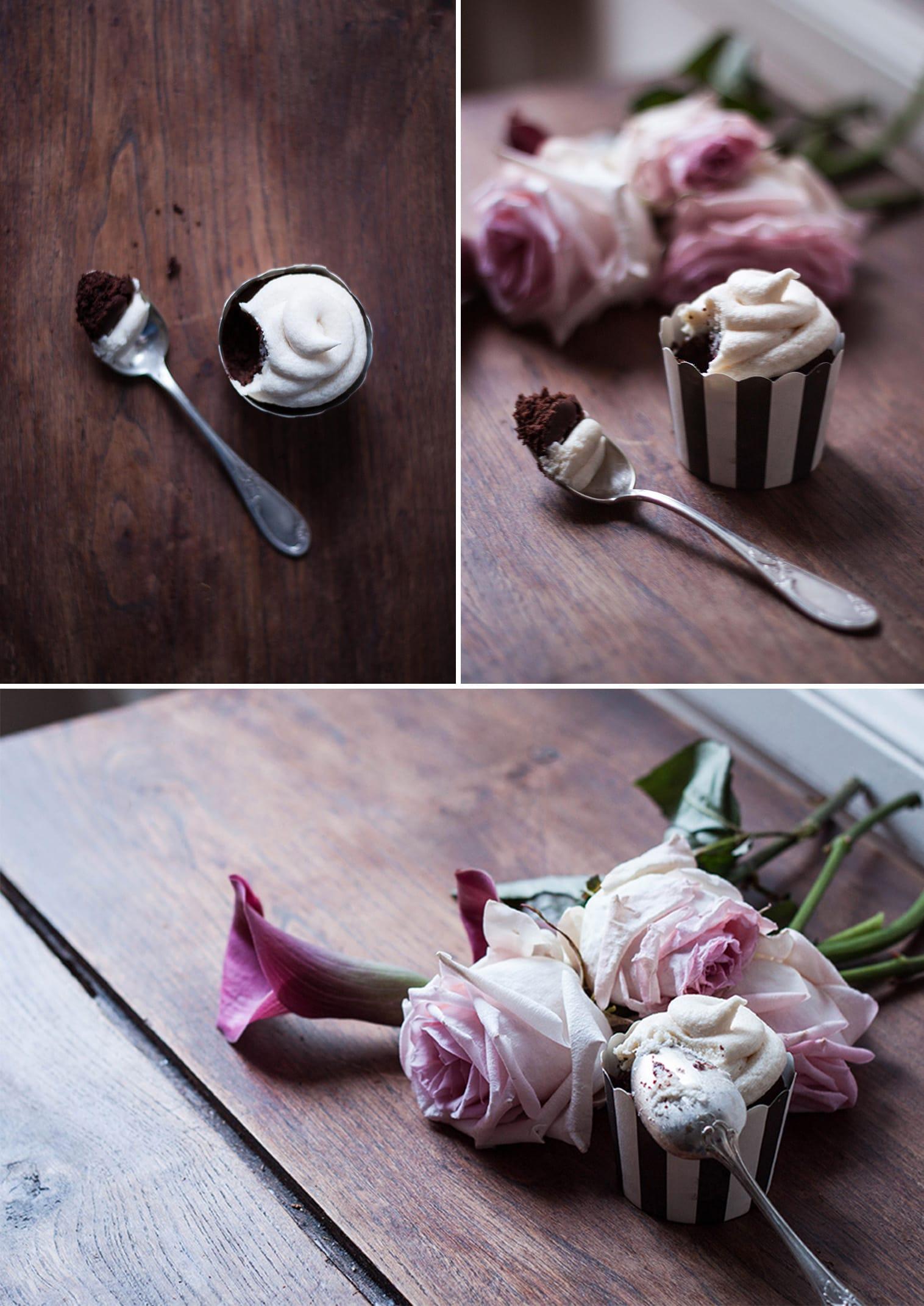 Cupcakes à l'irlandaise