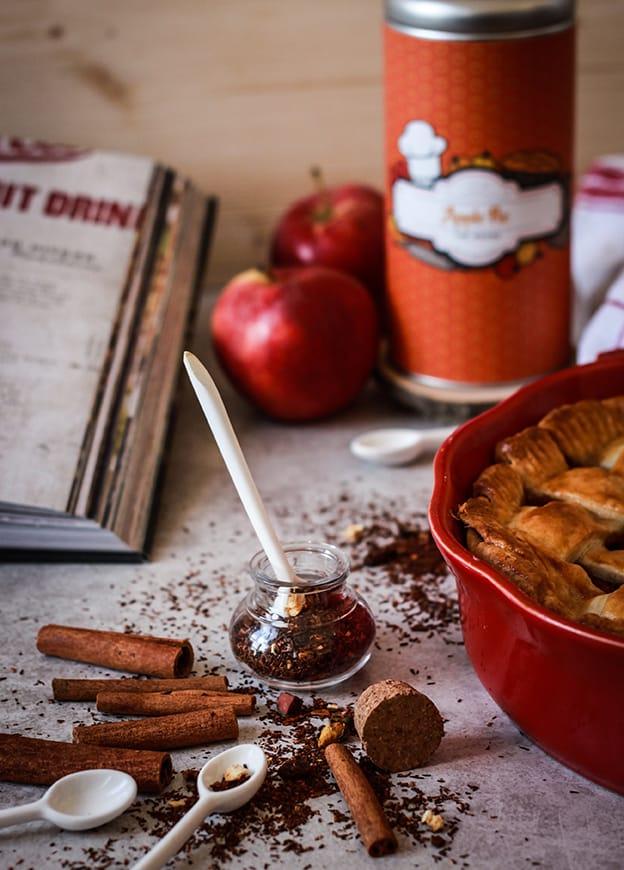 Bigoût Photographe culinaire-Lyon -Projet-gentlecat-thé-pomme
