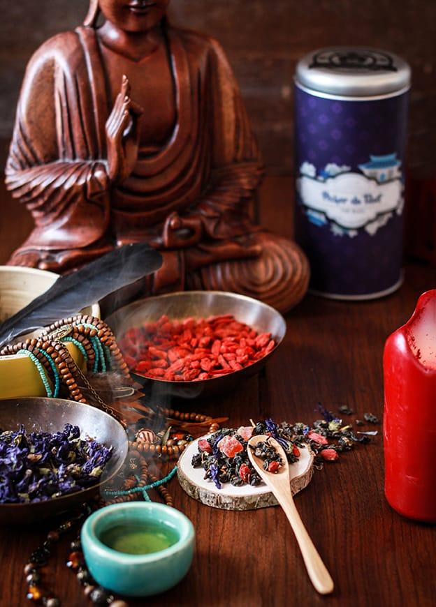 Bigoût Photographe culinaire-Lyon -Projet-gentlecat-thé-tibet