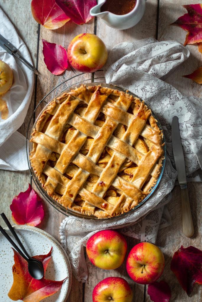 CapucineDinochau-Bigout-photographe culinaire-Lyon-recette d'apple pie tarte à la pomme